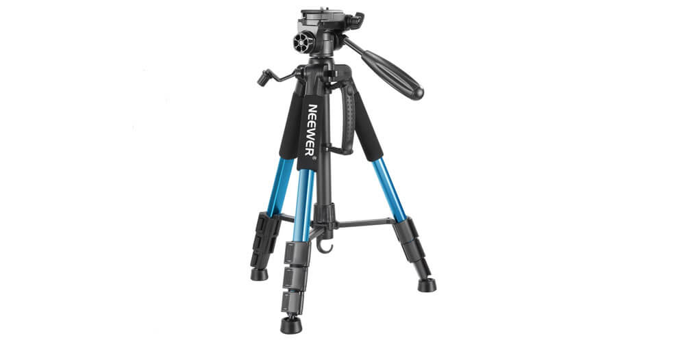 Neewer Portable 56 inches 142 centimeters Aluminum Camera Tripod Image