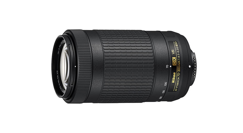 Nikon AF-P DX NIKKOR 70-300mm f/4.5-6.3G ED VR Image