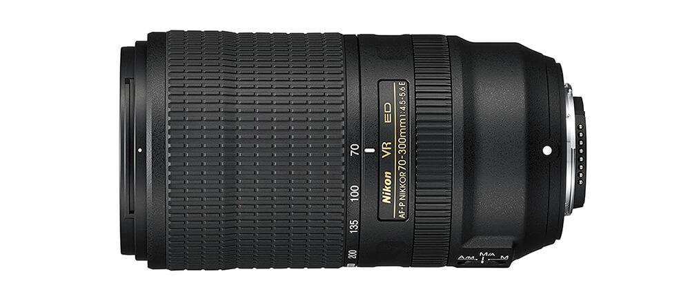 Nikon AF-P NIKKOR 70-300mm f/4.5-5.6E ED VR Image 2