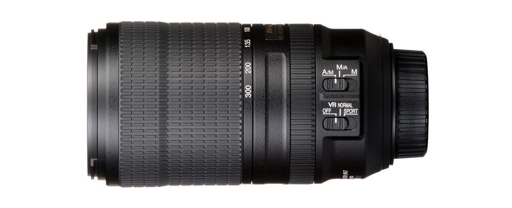 Nikon AF-P NIKKOR 70-300mm f/4.5-5.6E ED VR Image 3
