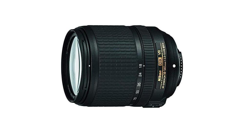 Nikon AF-S DX NIKKOR 18-140mm f/3.5-5.6G ED VR Image