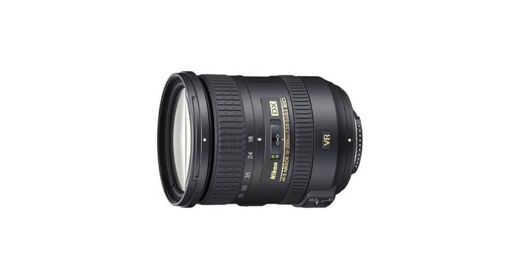Nikon AF-S DX NIKKOR 18-200mm f/3.5-5.6G ED VR II Image