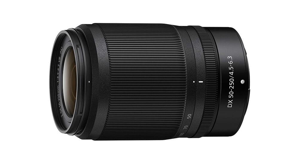 Nikon NIKKOR Z DX 50-250mm f/4.5-6.3 VR Image 1