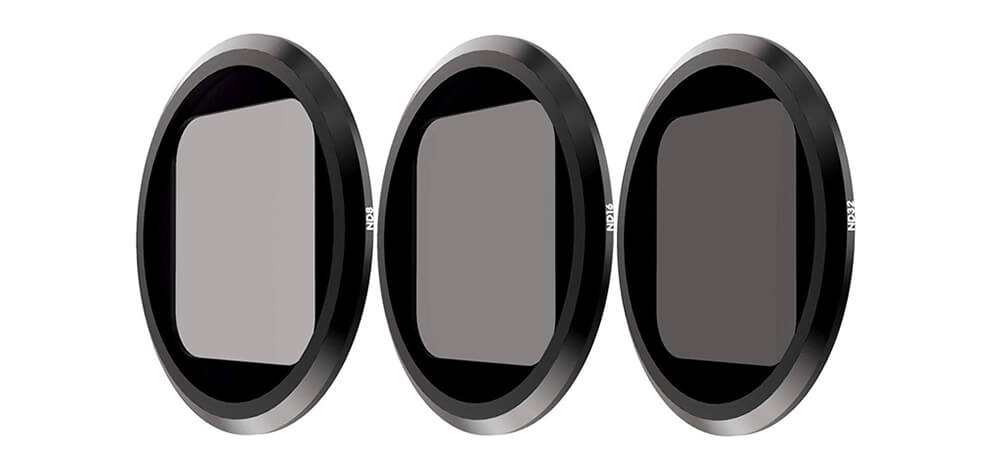 QKOO ND Filter Kit 3-Pack Image