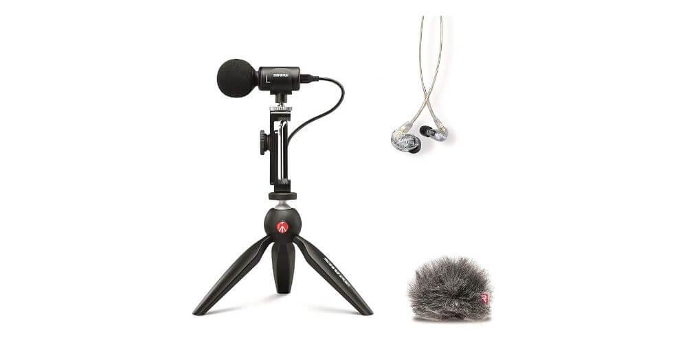 Shure Portable Videography Kit Image