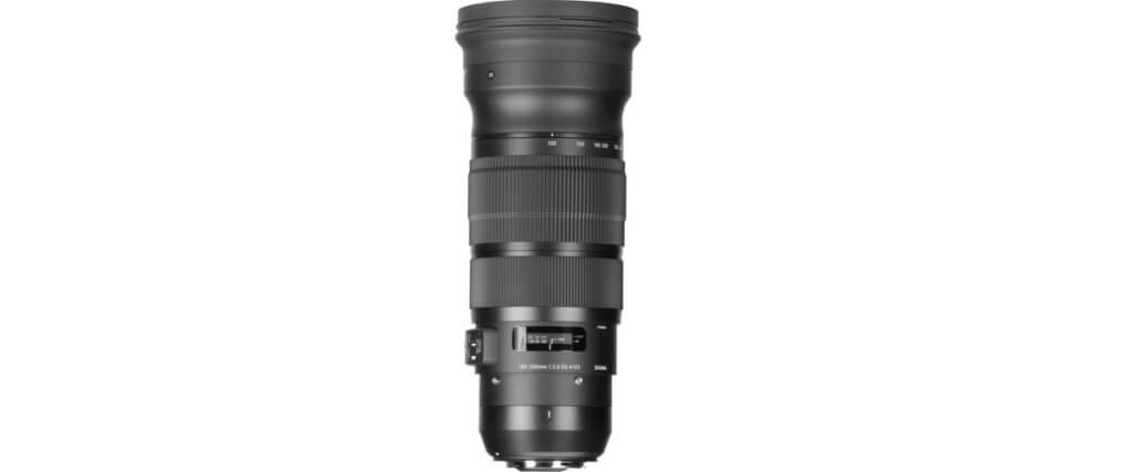 Sigma 120-300mm f2.8 DG OS HSM Sports Image