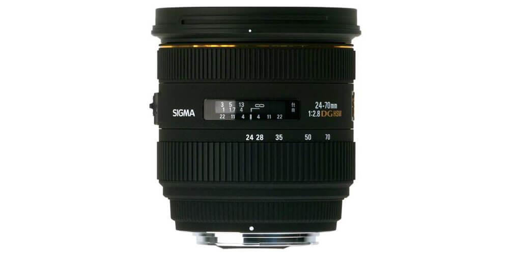 Sigma 24-70mm f/2.8 IF EX DG HSM Image