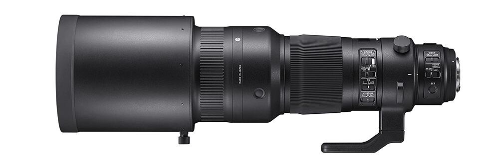 Sigma 500mm f/4 DG OS HSM Sports Image 2