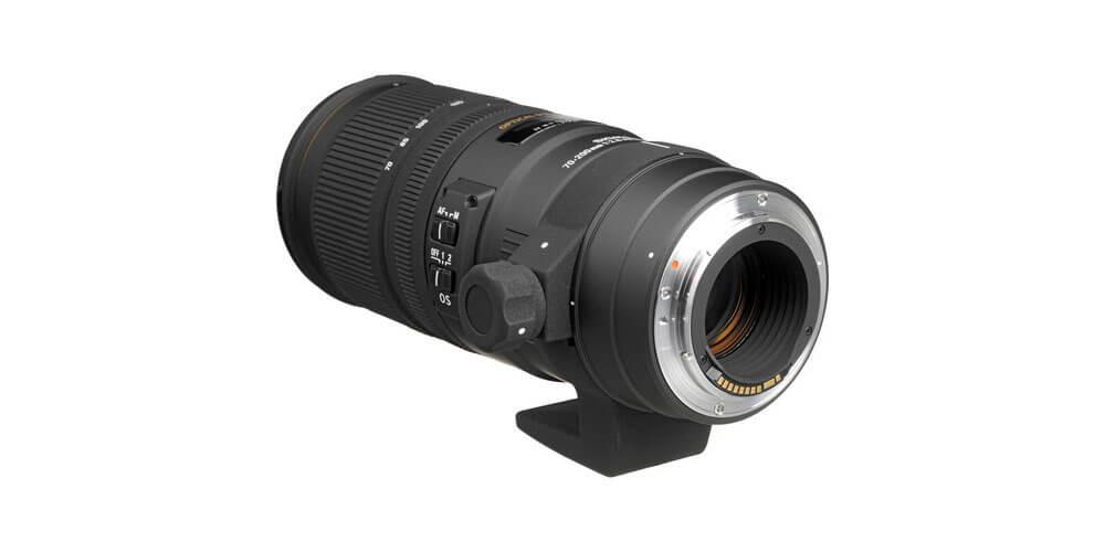 Sigma APO 70-200mm f/2.8 EX DG OS HSM Image-1