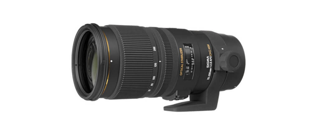 Sigma APO 70-200mm f/2.8 EX DG OS HSM Image