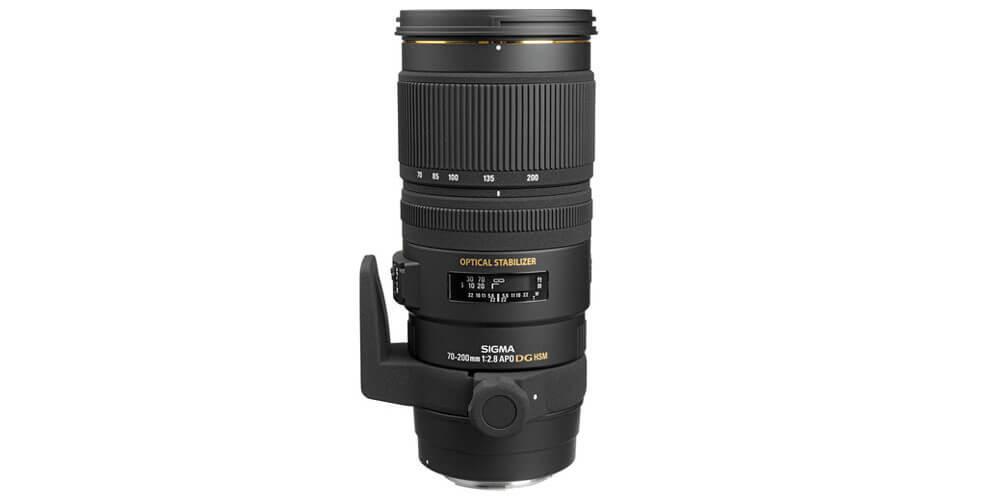 Sigma APO 70-200mm f/2.8 EX DG OS HSM Image-2