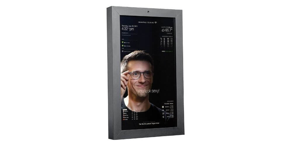Smart Mirror by Makr Mirror Image