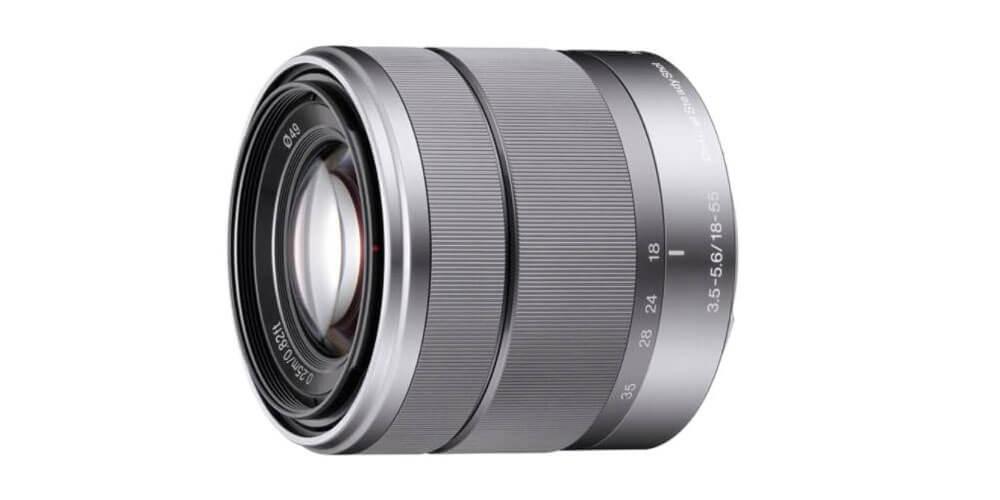 Sony E 18-55mm f/3.5-5.6 OSS Image