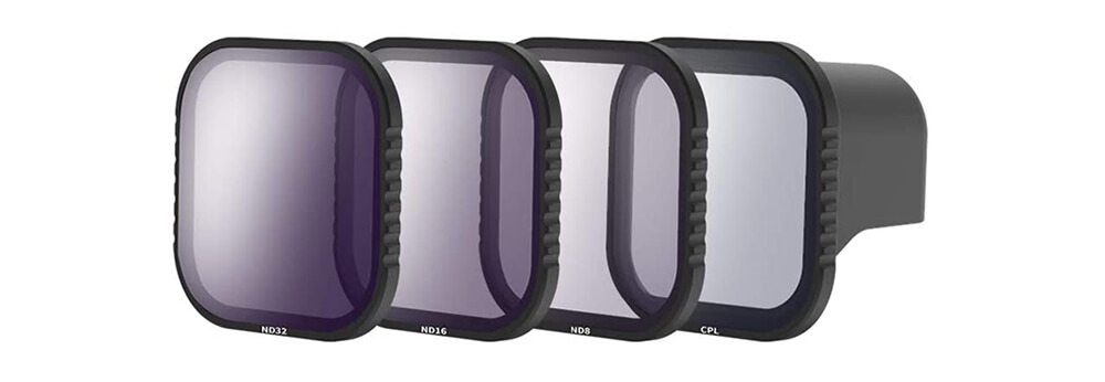 TELESIN 4-Pack Lens Filters Image