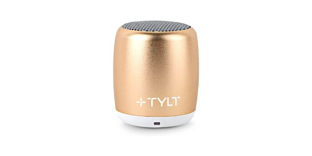 TYLT Mini Boom Bluetooth Speaker Image