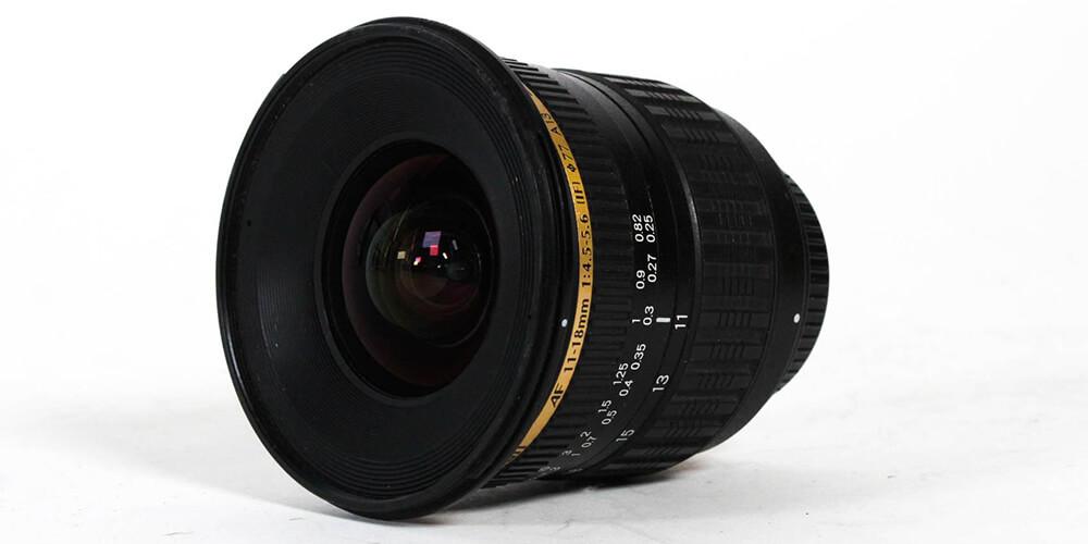 Tamron SP AF 11-18mm f/4.5-5.6 Di II LD Aspherical IF Image