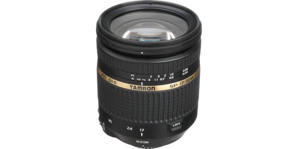 Tamron SP AF 17-50mm f/2.8 XR Di II VC LD Aspherical Image