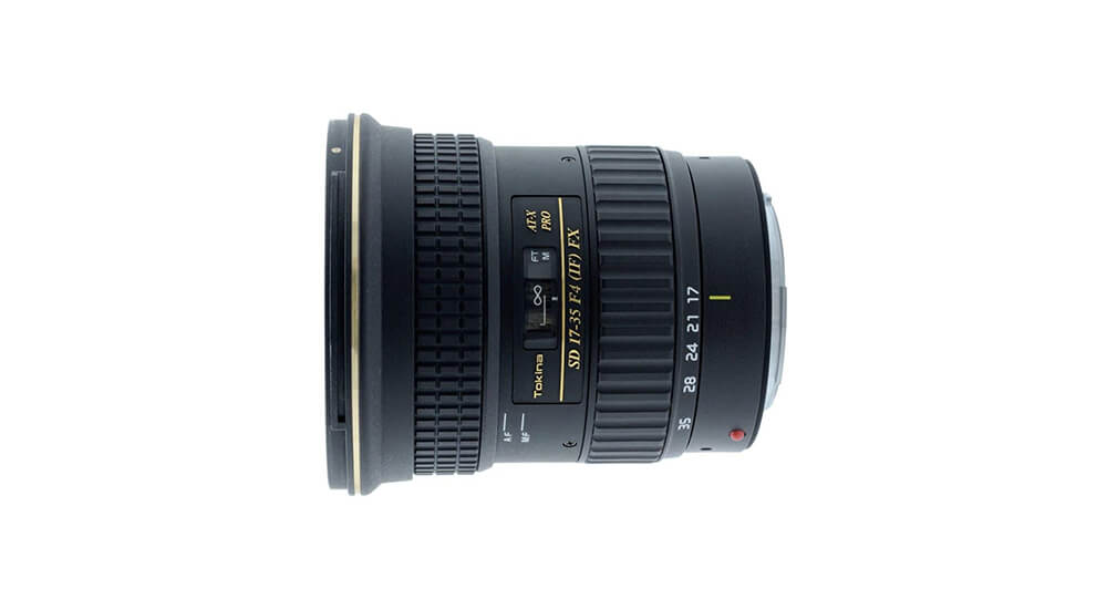 Tokina AT-X 17-35mm f/4 PRO FX Image