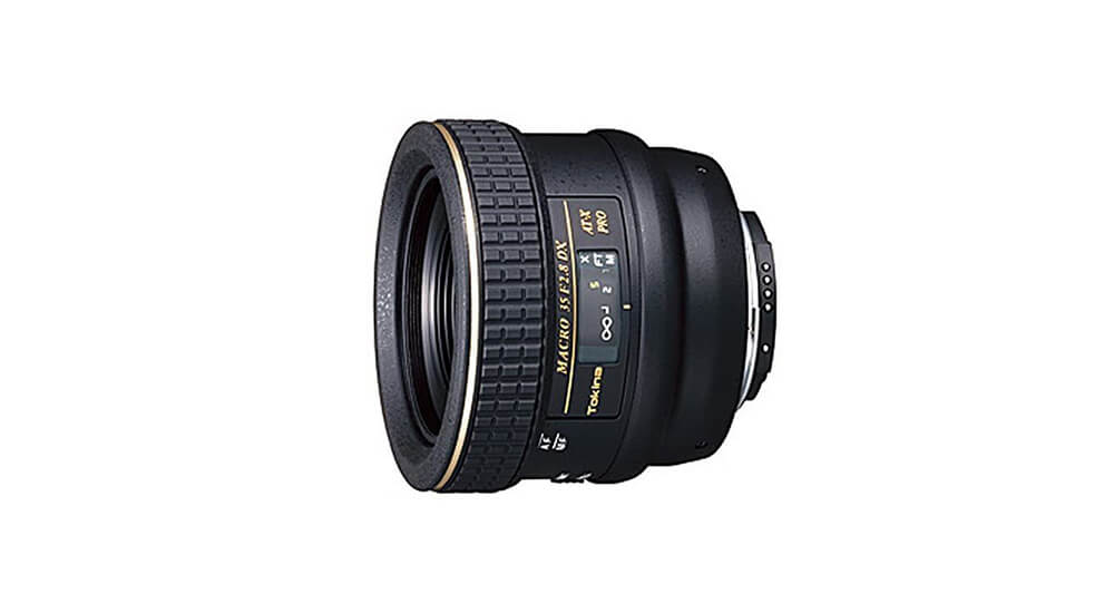 Tokina AT-X 35mm f/2.8 PRO DX Macro Image