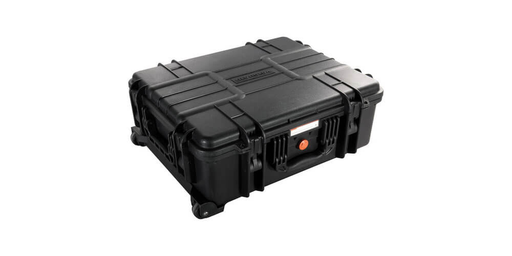 Vanguard Supreme 53F Waterproof and Airtight Hard Case Image