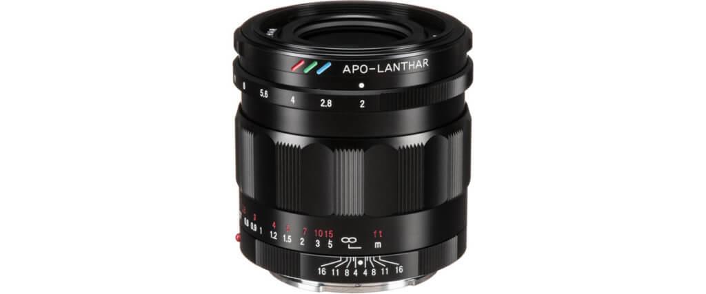 Voigtländer APO-LANTHAR 50mm f/2 Image