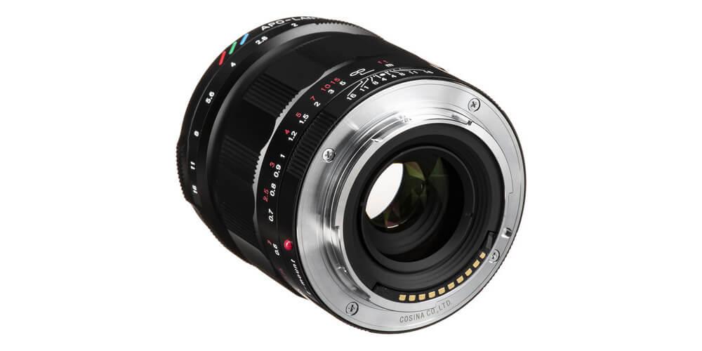 Voigtländer APO-LANTHAR 50mm f/2 Image 2