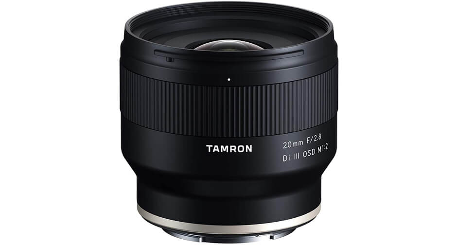 Tamron 20mm f/2.8 Di III OSD M1:2 Image-1