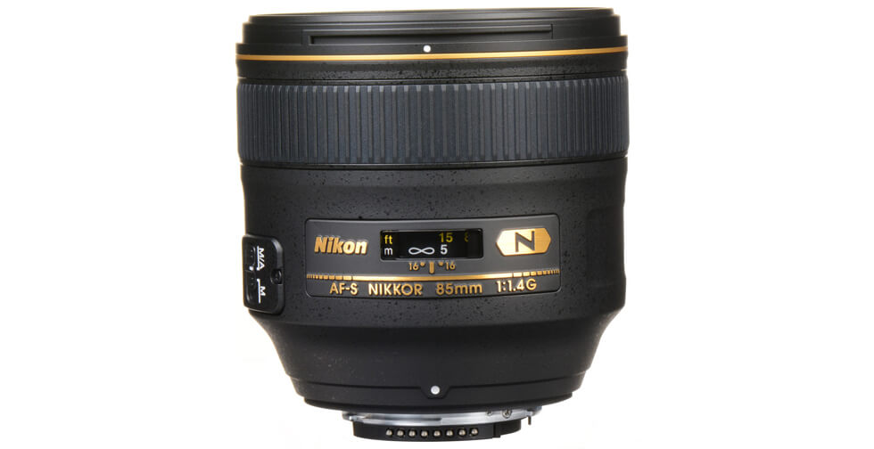 Nikon AF-S NIKKOR 85mm f/1.4G Image 1