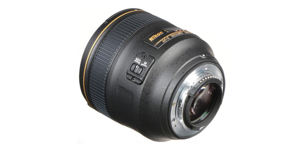 Nikon AF-S NIKKOR 85mm f/1.4G Image 3