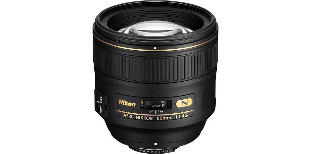 Nikon AF-S NIKKOR 85mm f/1.4G Image 4