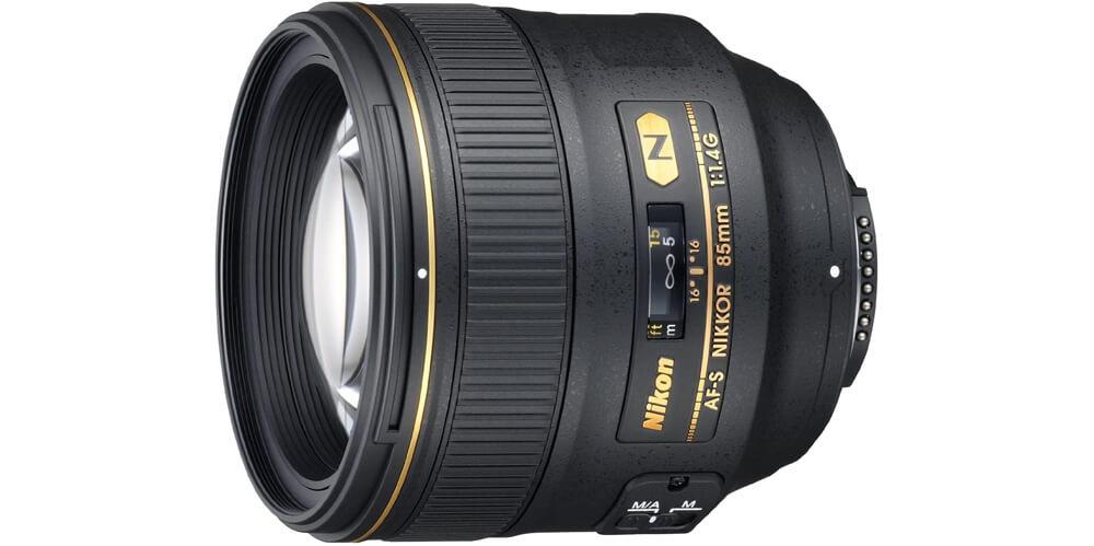 Nikon AF-S NIKKOR 85mm f/1.4G Image