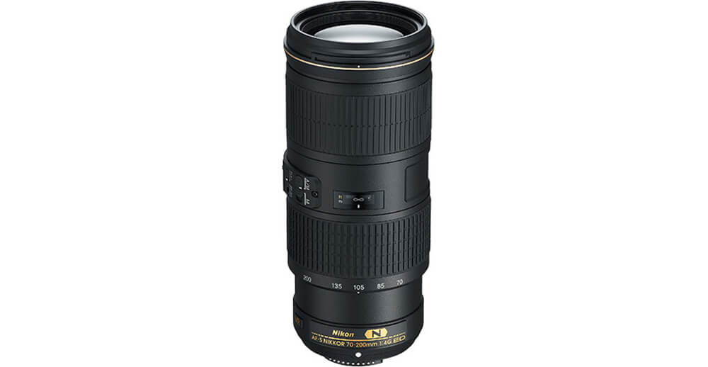 Nikon AF-S NIKKOR 70-200mm f/4G ED VR: The Little Zoom That's Big on Performance 1