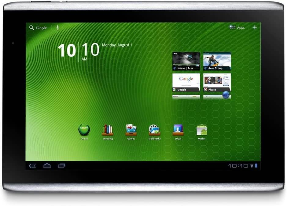 Acer Iconia Tab A500 Image