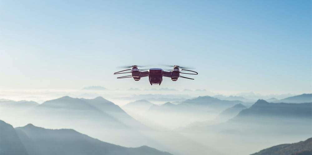 Affordable Drones for Travel Image