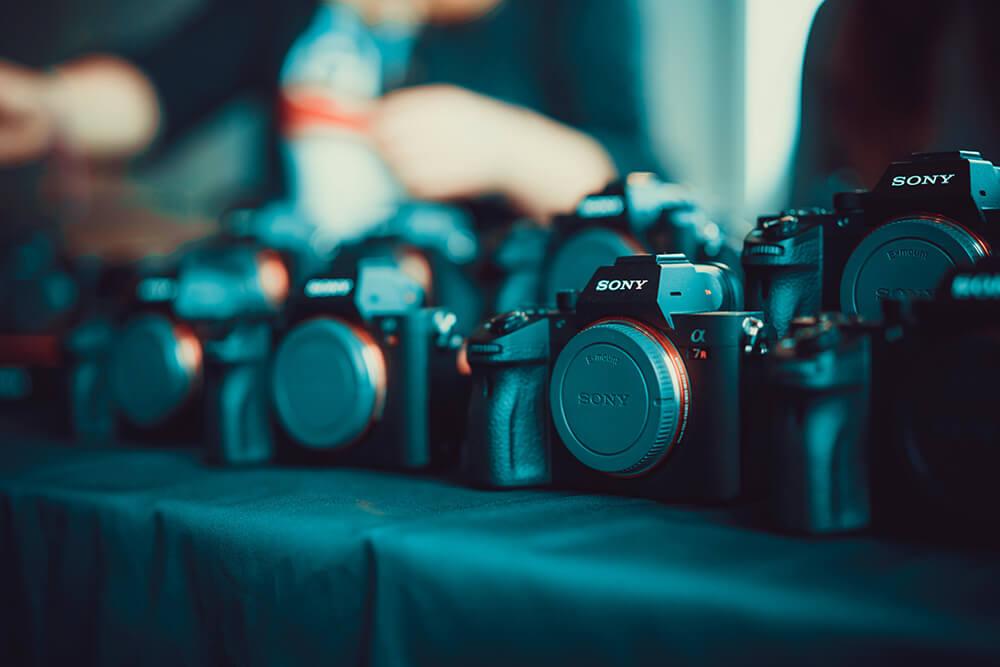 Sony Mirrorless Cameras Image