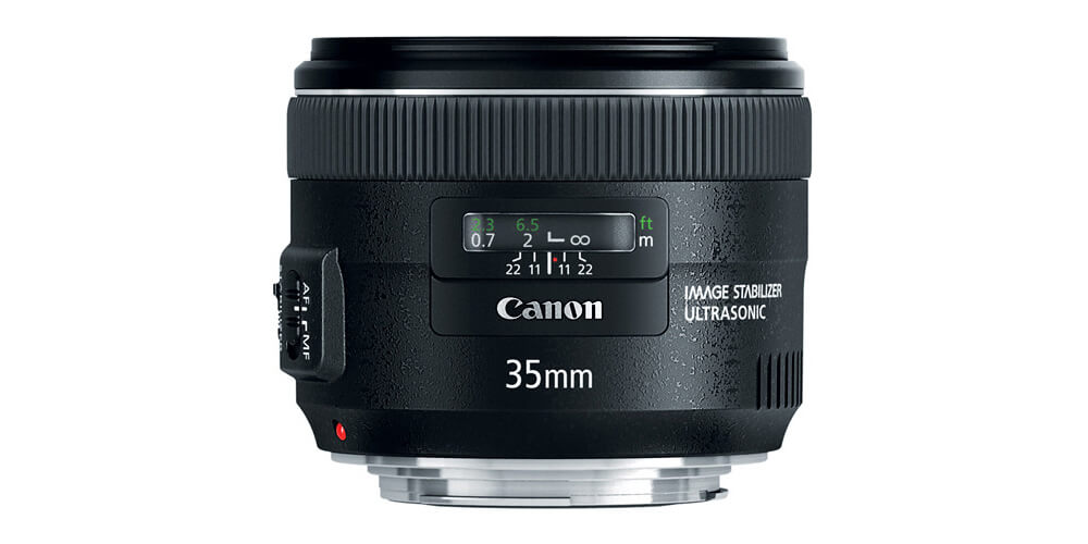 Canon EF 35mm f/2 IS USM Image 1
