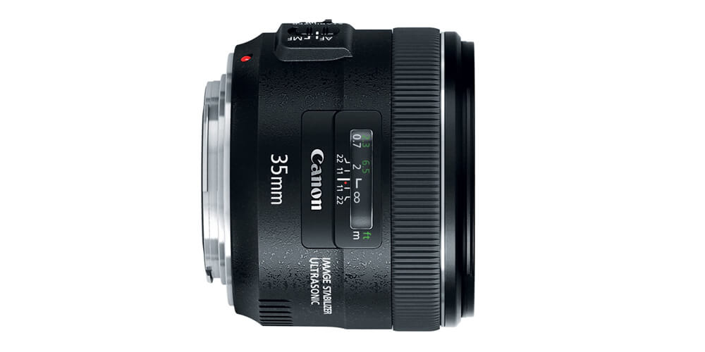 Canon EF 35mm f/2 IS USM Image 2