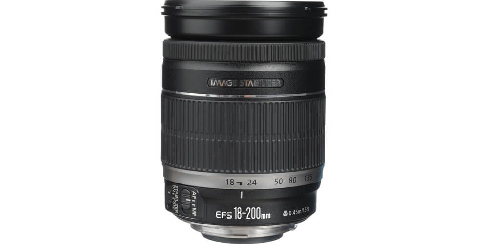 Canon EF-S 18-200mm f/3.5-5.6 IS Image 1
