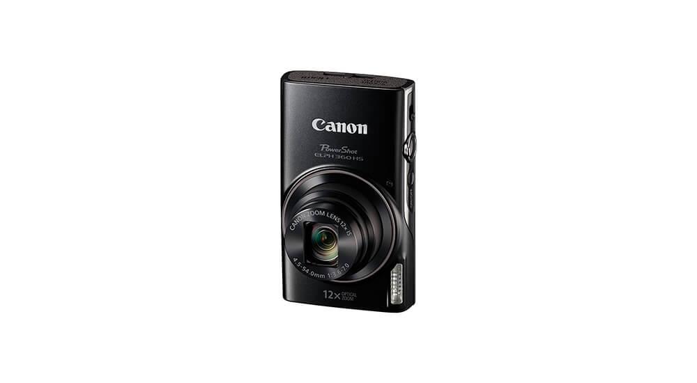 Canon PowerShot ELPH 360 HS Image 1