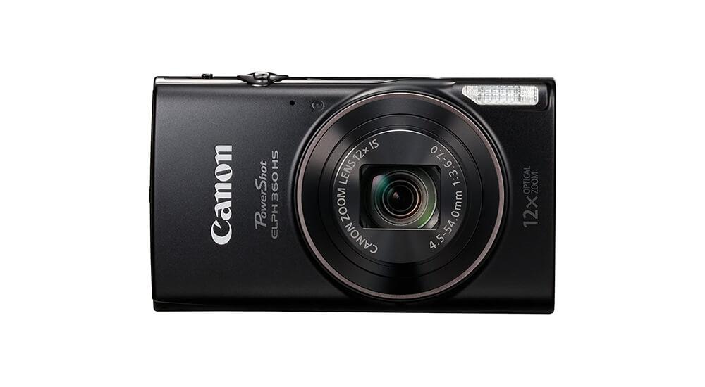 Canon PowerShot ELPH 360 HS Image 2