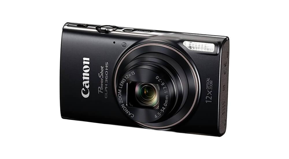Canon PowerShot ELPH 360 HS Image 5