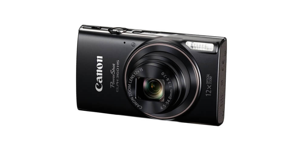 Canon PowerShot ELPH 360 Image