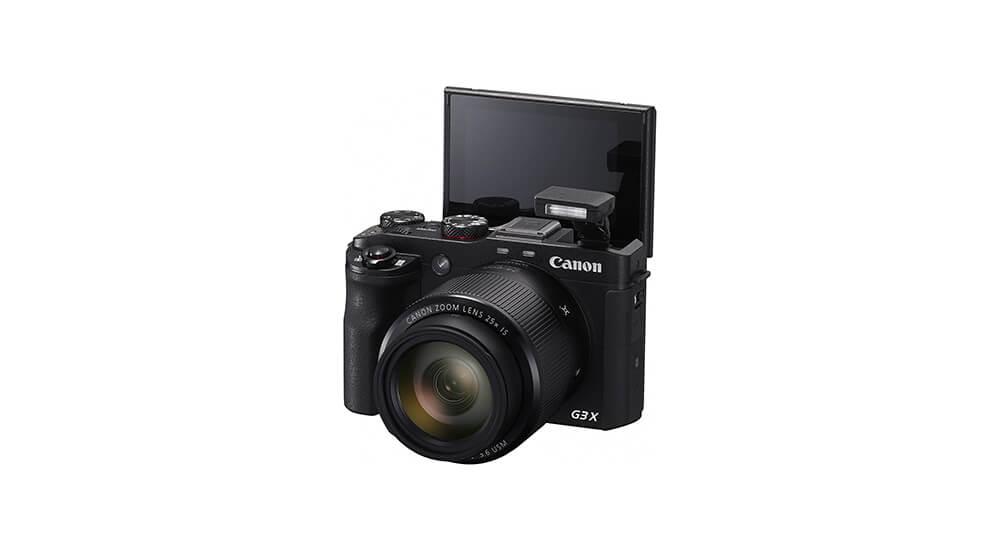 Canon PowerShot G3 X Image 2