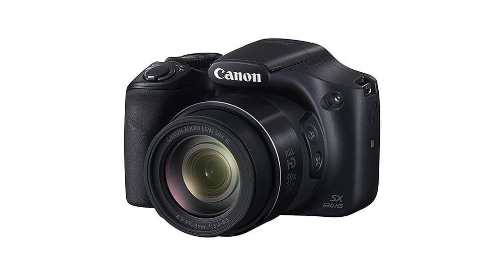 Canon PowerShot SX530 Image 1