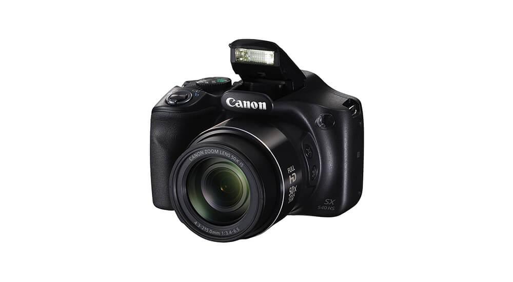 Canon PowerShot SX540 HS Image 1