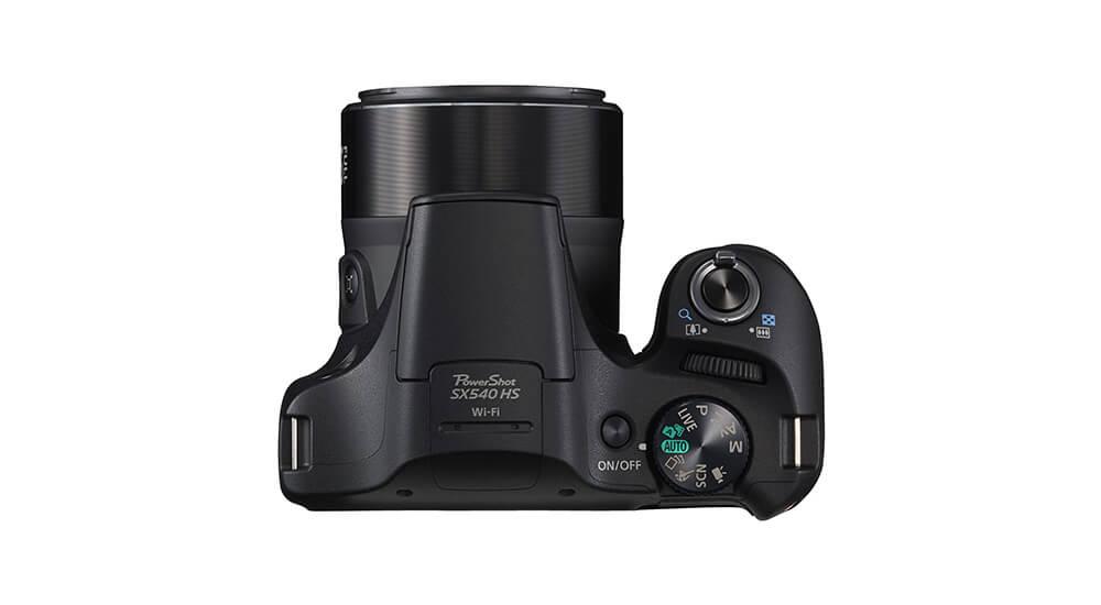 Canon PowerShot SX540 HS Image 5