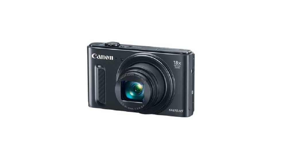 Canon PowerShot SX610 HS Image 1