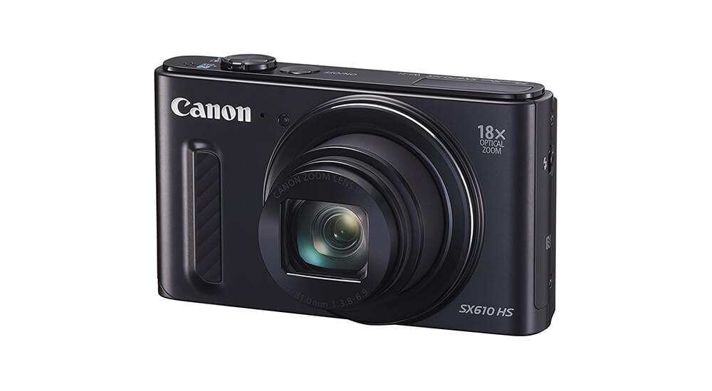 Canon PowerShot SX610 HS Image 2
