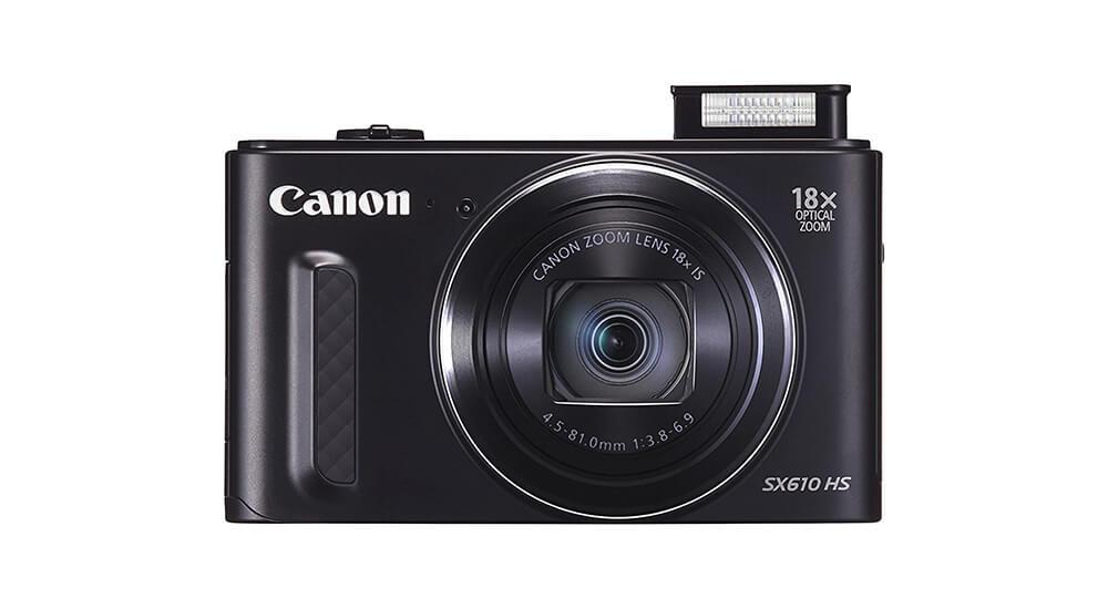 Canon PowerShot SX610 HS Image 3