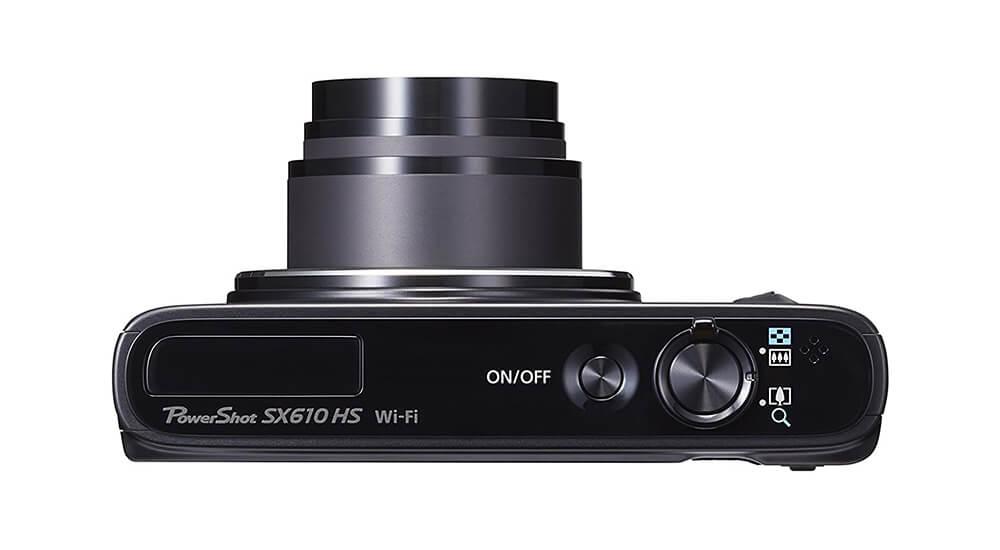 Canon PowerShot SX610 HS Image 5